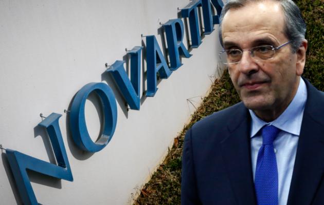Δεν πάει στην προανακριτική για τη Novartis ο Σαμαράς – Τι λέει σε επιστολή του
