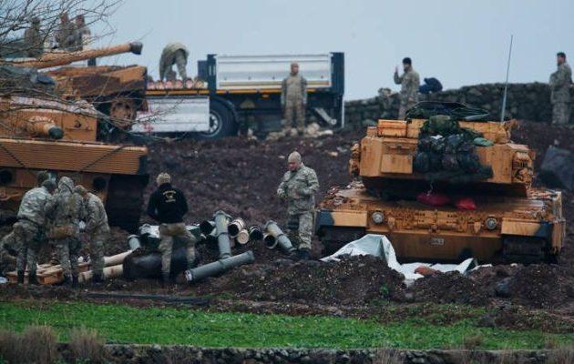 Ρώσοι αναλυτές: Οι Κούρδοι βρήκαν το αδύναμο σημείο των τουρκικών αρμάτων Leopard 2Α4