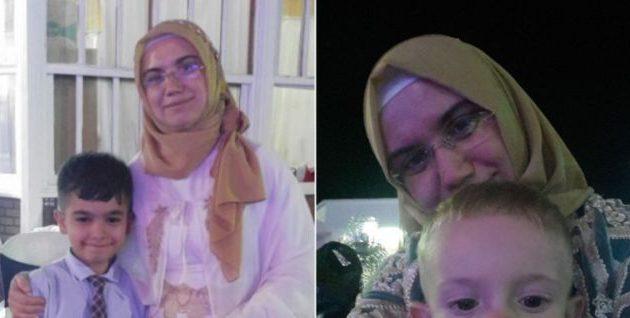Απολυμένη Τουρκάλα δασκάλα και τα δύο παιδιά της τα θύματα που χάθηκαν στα νερά του Έβρου (φωτο)