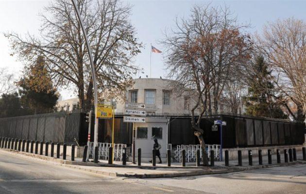 Οι Τούρκοι αλλάζουν ονομασία σε δρόμο μπροστά από την Αμερικανική Πρεσβεία για να προσβάλουν τις ΗΠΑ