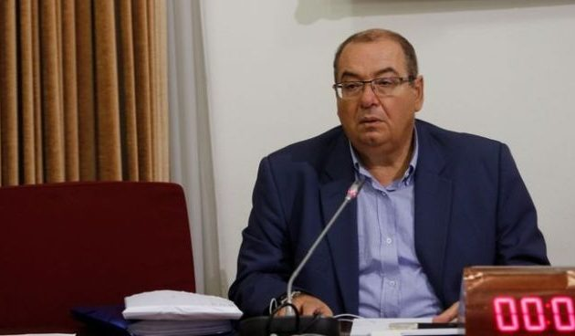 Μπαλωμενάκης: Πότε έρχεται στο φως το πόρισμα για τα σκάνδαλα στην Υγεία