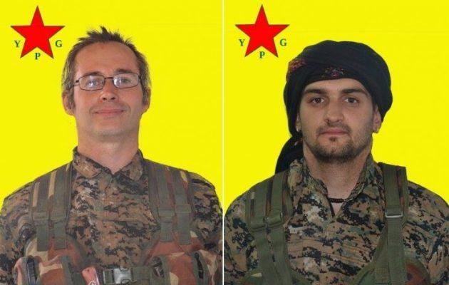 Γάλλος και Ισπανός σκοτώθηκαν πολεμώντας ενάντια στους Τούρκους στην Εφρίν