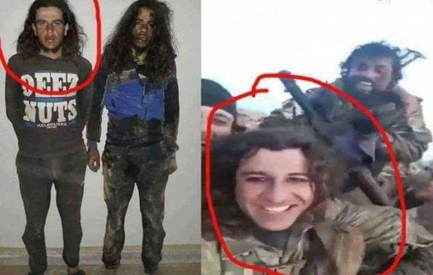 Η Τουρκία στρατολόγησε άνδρες από το Ισλαμικό Κράτος και τους έστειλε να πολεμήσουν τους Κούρδους στην Εφρίν