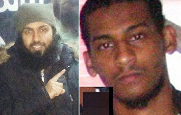Οι Κούρδοι συνέλαβαν τους δύο διαβόητους Βρετανούς αποκεφαλιστές του ISIS – Ο ένας είναι Έλληνας
