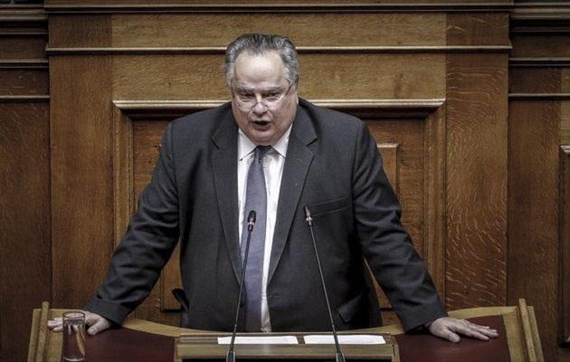 Άστραψε και βρόντηξε στη Βουλή ο Κοτζιάς – Φαρμακερή απάντηση στη Ντόρα για τα «fakenews»