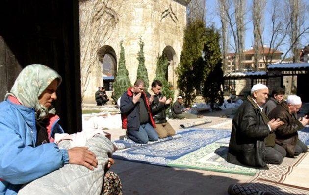 Μεγάλο τζαμί χωρητικότητας 3.500 πιστών θα χτίσουν οι Τούρκοι στα Σκόπια