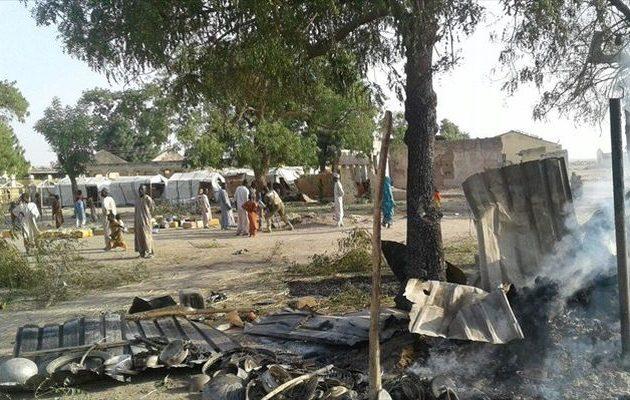 Βομβιστική επίθεση αυτοκτονίας σε καταυλισμό στη Νιγηρία – 4 νεκροί και 44 τραυματίες