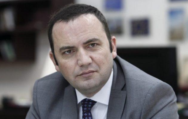 Στην Αθήνα ο Μπουγιάρ Οσμάνι – Θα υπογράψει τρεις συμφωνίες με τον Δένδια