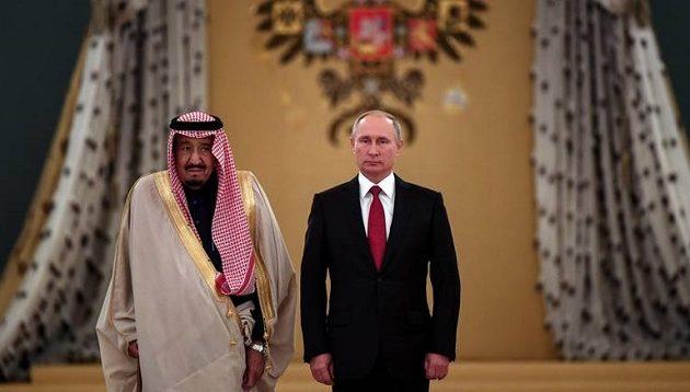 Τι συμφώνησαν Πούτιν και βασιλιάς Σαλμάν της Σ. Αραβίας