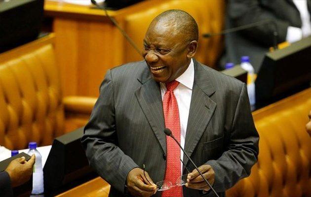 Ο Σίριλ Ραμαφόζα νέος Πρόεδρος της Νότιας Αφρικής – Ήταν ο «εκλεκτός» του Μαντέλα