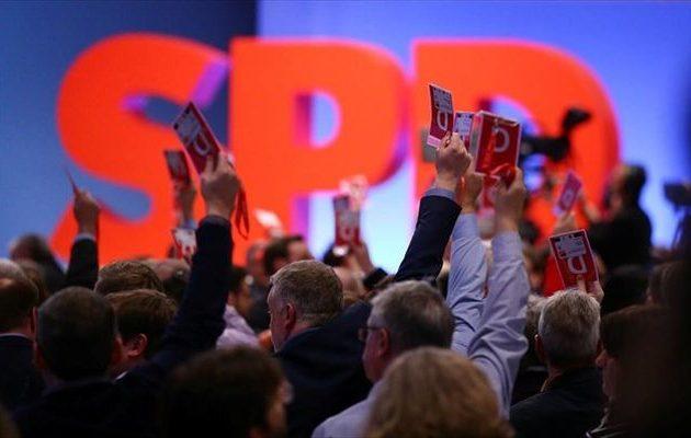 Αφού πάτωσε η σοσιαλδημοκρατία το γερμανικό SPD αποφάσισε να γίνει ξανά αριστερό