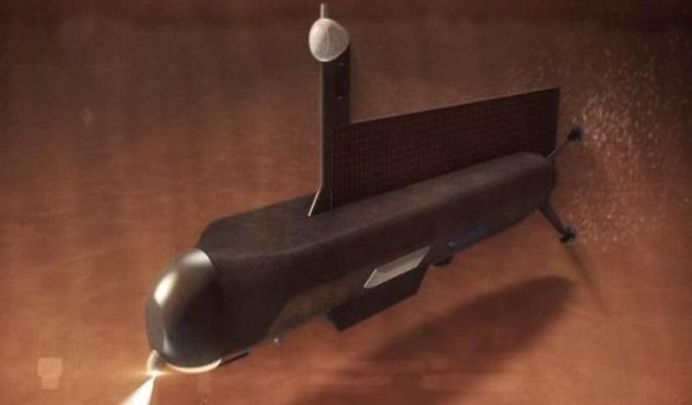 Οι επιστήμονες πειραματίζονται για την κατασκευή ενός υποβρυχίου για τους ωκεανούς του Τιτάνα