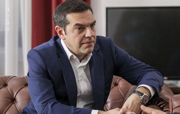 Στο 4,7% η διαφορά ΝΔ-ΣΥΡΙΖΑ – Συσπείρωση της δημοκρατικής παράταξης στον Τσίπρα