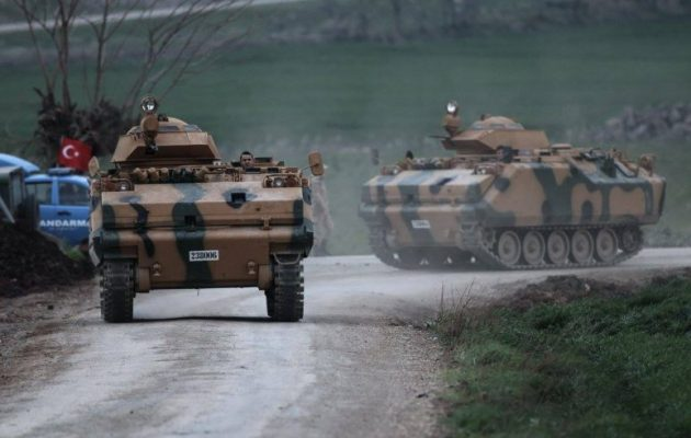 Τουρκικές ενισχύσεις εισήλθαν στη βορειοδυτική Συρία για να σώσουν τζιχαντιστές