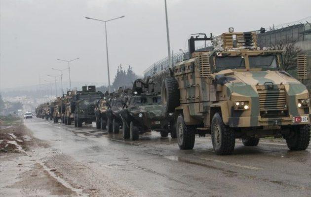 Οι Τούρκοι ετοιμάζονται να επιτεθούν στην πόλη Τζανταρίς στην Εφρίν – Θέλουν απελπισμένα μια νίκη
