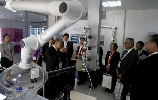 Σημαντική ανακάλυψη: Kινέζοι επιστήμονες αναδημιουργούν πνεύμονα με βλαστοκύτταρα