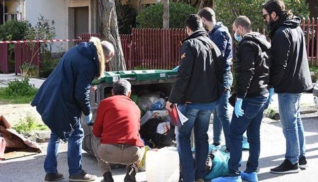 Πετρούπολη: Βίντεο-ντοκουμέντο για το νεκρό βρέφος σε κάδο σκουπιδιών