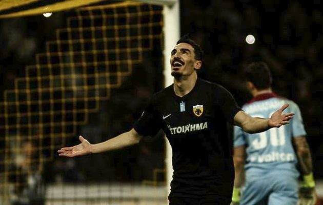 Super League: ΑΕΚ-Αστέρας Τρίπολης 1-0
