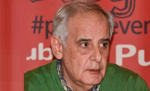 Τι απαντά ο δημοσιογράφος Νίκος Χασαπόπουλος που τον εμπλέκουν με τη Novartis
