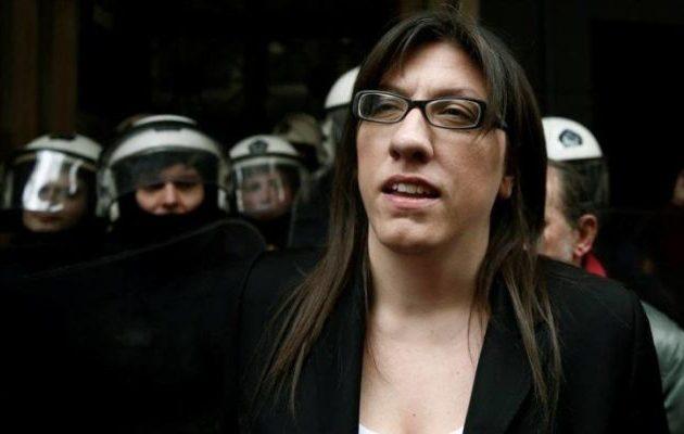 """Οι συμβολαιογράφοι καταγγέλλουν την Ζωή Κωνσταντοπούλου για """"μικροπολιτικές σκοπιμότητες"""""""