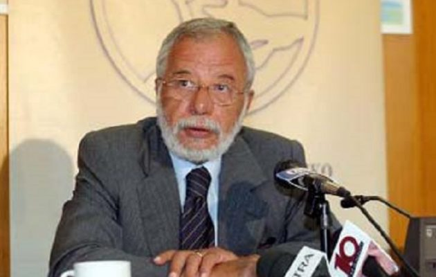 Επίτιμος πρόεδρος του ΕΒΕΑ ο κ. Δρακούλης Φουντουκάκος