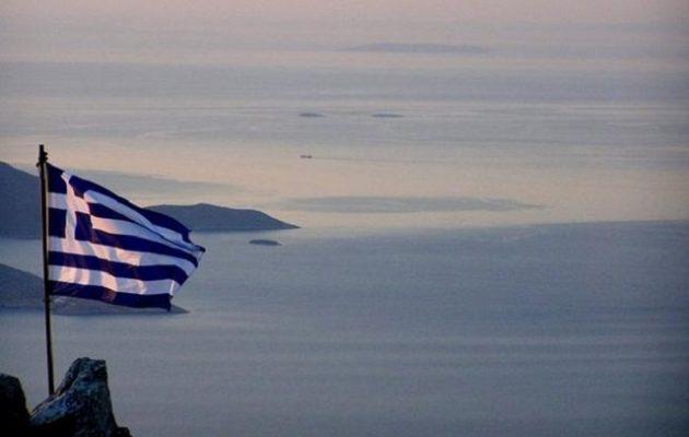 Στα Ίμια πρέπει να γίνει έπαρση της ελληνικής σημαίας και της σημαίας της ΕΕ