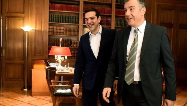 Θεοδωράκης: «Και θα συναντήσω τον Τσίπρα και δεν θα μπω στην κυβέρνηση»