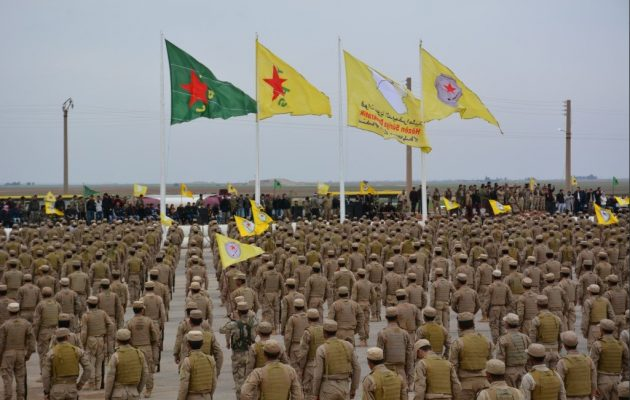 Δραματικές ιστορικές ώρες – Το πολεμικό ανακοινωθέν των SDF για αντίσταση στην τουρκική εισβολή