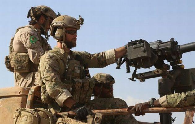 Σκοτώθηκαν Αμερικανοί στρατιώτες που περιπολούσαν στα σύνορα Συρίας-Τουρκίας