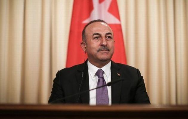 Ο Τσαβούσογλου ορκίζεται «εκδίκηση» στις κυρώσεις που επέβαλλε η ΕΕ σε Τούρκους για την κυπριακή ΑΟΖ