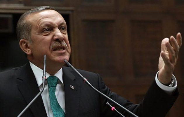 Ο Ερντογάν ζητά με άρθρο στους New York Times να του παραχωρηθεί η Συρία ως προτεκτοράτο