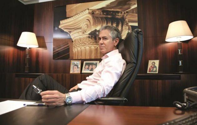 Ελβετικό «λαβράκι» για το σκάνδαλο Novartis: Βρήκαν λογαριασμό του Φρουζή με 42 εκατ.