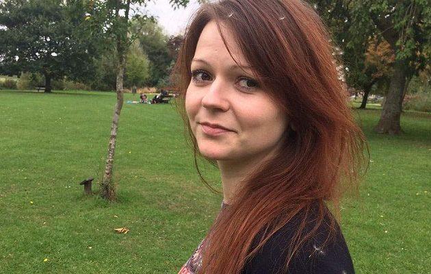 Συνήλθε η κόρη του Ρώσου πράκτορα που δηλητηριάστηκε – Τι είπε