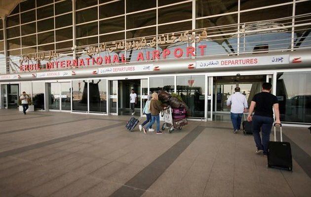 Το Ιράκ επιτρέπει ξανά τις διεθνείς πτήσεις προς το Ιρακινό Κουρδιστάν