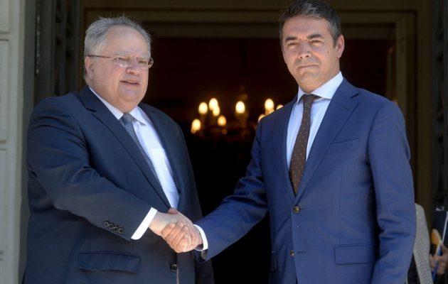 Ντιμιτρόφ: Η ιστορική συμφωνία είναι τεράστιας σημασίας για τα Βαλκάνια