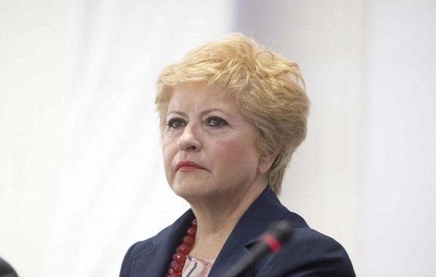 Σε επέμβαση καρδιάς υπεβλήθη η υφ. Μακεδονίας – Θράκης Μαρία Κόλλια Τσαρουχά