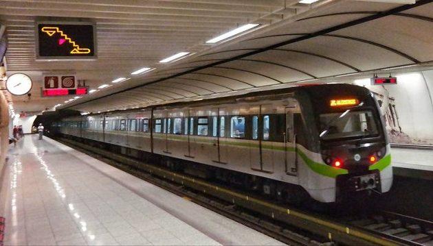 Χωρίς Μετρό την Πέμπτη – Ποιες ώρες δεν θα λειτουργήσει