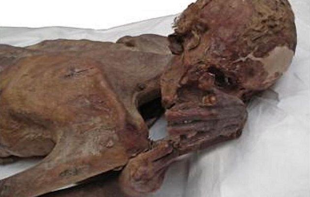 Το αρχαιότερο τατουάζ στον κόσμο ανακαλύφθηκε σε αιγυπτιακές μούμιες