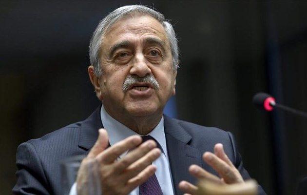 Ακιντζί: Το δίλημμα για το Κυπριακό είναι διζωνική δικοινοτική ομοσπονδία ή status quo