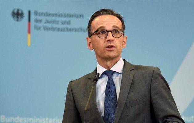 Ο Γερμανός ΥΠΕΞ επικρίνει τη Μόσχα και ζητά «εποικοδομητική συμβολή»