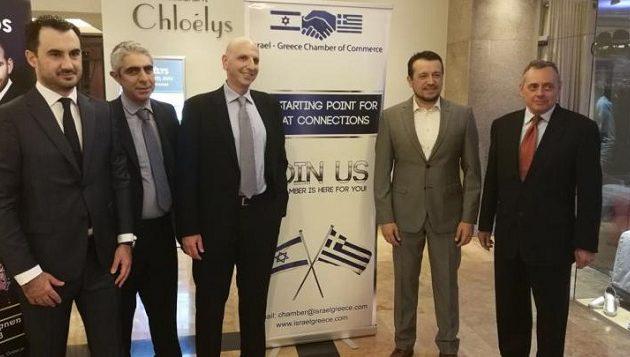 Στο Τελ Αβίβ ο Παππάς: Η Ελλάδα βρίσκεται ήδη σε νέα εποχή – Τι είπαν Χαρίτσης και Τσίπρας