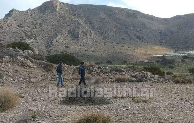 Κυνηγός εντόπισε διαμελισμένο πτώμα γυναίκας  στα Πιλαλήματα Σητείας