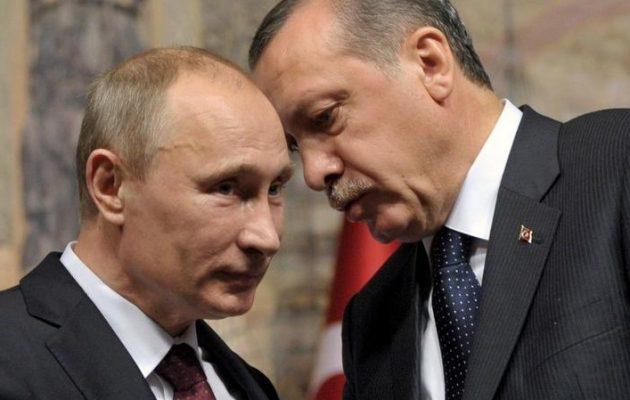 Ανάλυση από τα… Lidl της Le Monde – Οι Γάλλοι τώρα πήραν είδηση ότι Ερντογάν και Πούτιν τα «έχουν βρει»