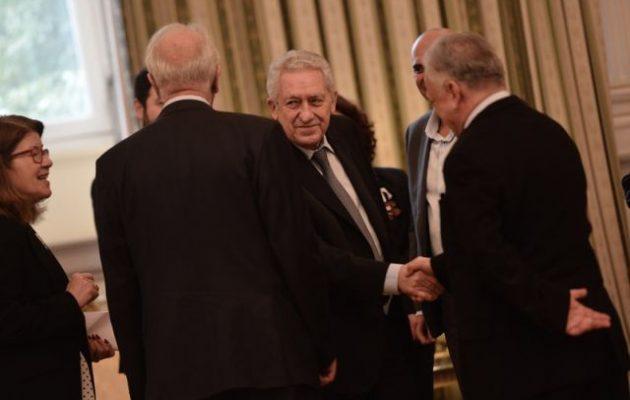 Τι είπαν Κουβέλης-Παυλόπουλος για τις Ένοπλες Δυνάμεις μετά την ορκωμοσία