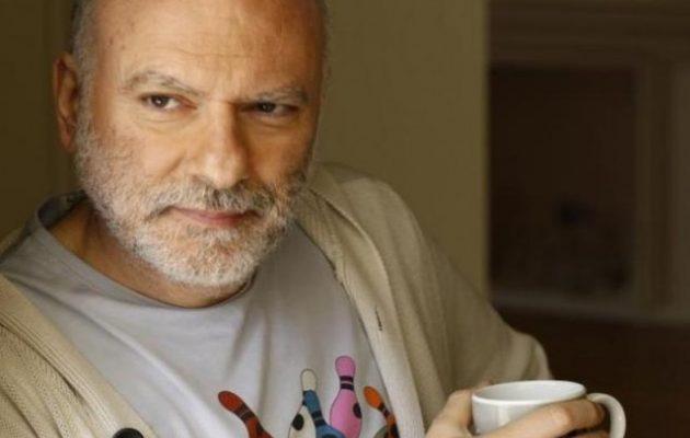 Πέθανε ο Χρήστος Σιμαρδάνης – Θρηνεί ο καλλιτεχνικός κόσμος