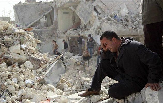 Στοιχεία-σοκ: Ξεπέρασαν τους 500.000 οι νεκροί στη Συρία