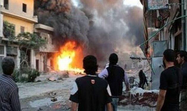 Το Συριακό Παρατηρητήριο μέτρησε 3.300 νεκρούς αμάχους από δυτικούς βομβαρδισμούς σε Συρία και Ιράκ
