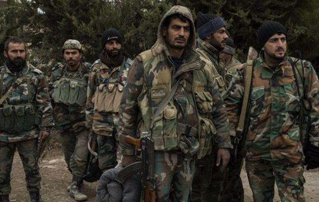 70 νεκροί σε μάχες στρατού τζιχαντιστών στην Ιντλίμπ της Β/Δ Συρίας