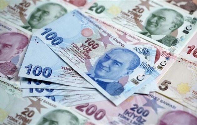 Reuters: «Η λίρα μπορεί να είναι η αχίλλειος πτέρνα της Τουρκίας στη Συρία»
