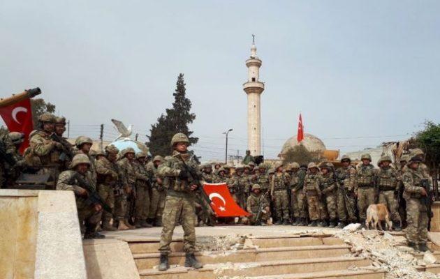 Η Αίγυπτος καταδίκασε την κατάληψη της Εφρίν από τον τουρκικό στρατό